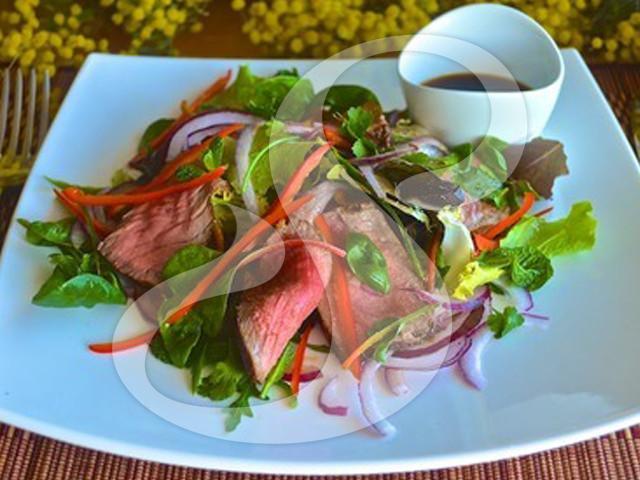 Тайская заправка для салатов